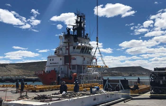 Marina Argentina confirma explosión en submarino desaparecido