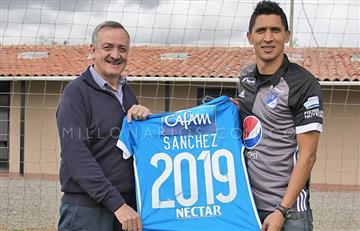 Millonarios: Ramiro Sánchez extendió su contrato por dos con el club