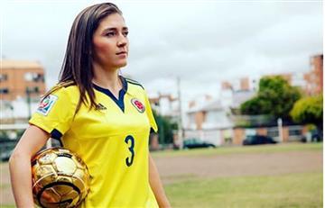 """Natalia Gaitán: """"En Colombia tratan a los futbolistas peor que en España"""""""