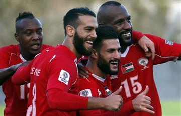 Palestina superó a Israel por primera vez en la historia y estos los felicitaron