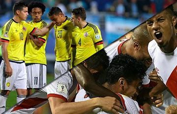 Colombia se mantiene en el ránking FIFA, Perú cede un puesto