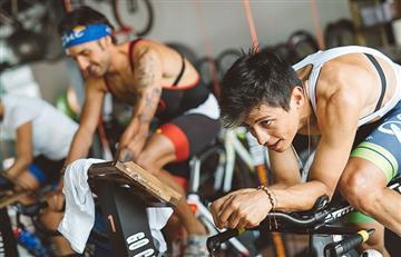 Esteban Chaves y su nuevo centro de entrenamiento en Bogotá