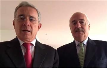 Las promesas de Uribe y Pastrana tras su alianza