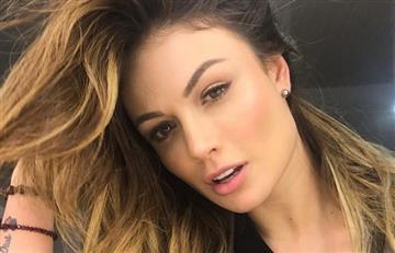Sara Uribe descubrió infidelidad y así reaccionó