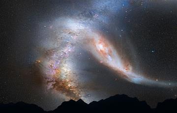 Vía Láctea: Descubren sorprendente hoyo negro