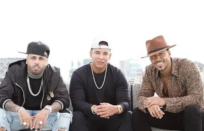 Video: Romeo Santos, Daddy Yankee y Nicky Jam estrenan 'Bella y sensual'