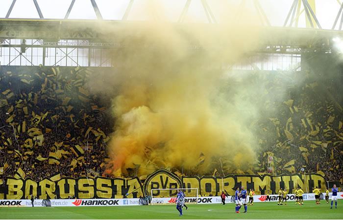 Dortmund y Schalke protagonizaron un encuentro para la historia... ¡Qué partido señores!