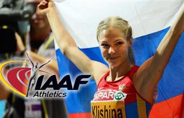 IAAF puede darle una segunda oportunidad al atletismo ruso
