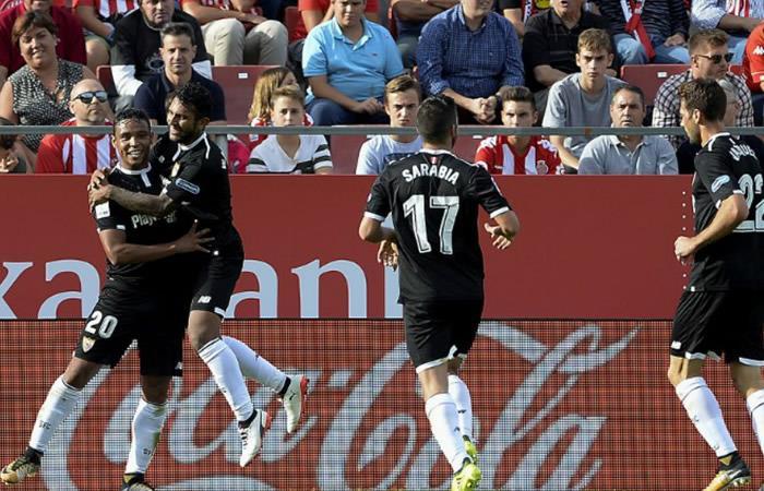El Sevilla de Muriel remontó al Villarreal en un reñido encuentro