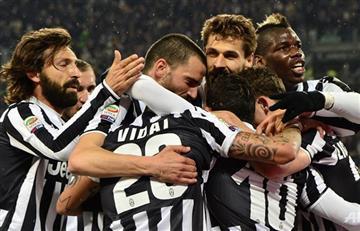 La Juventus venció sin apuros al Crotone