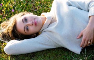 ¿Miley Cyrus está embarazada?
