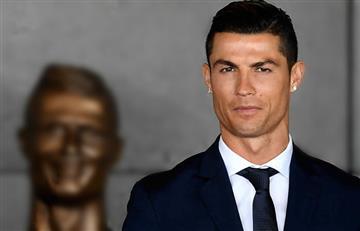 Cristiano Ronaldo tiene nueva escultura y esta vez sí se parece a él