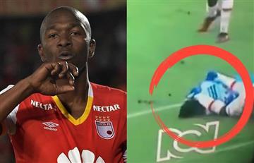 Liga Águila: La agresión de Javier López que indigna a los seguidores del fútbol