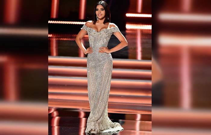 Miss Universo 2017: Hernán Zajar y el traje de gala de la Señorita Colombia