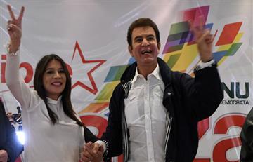 Presidente hondureño se proclama ganador, antes del resultado oficial