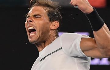 Rafael Nadal comanda la tabla de clasificación mundial
