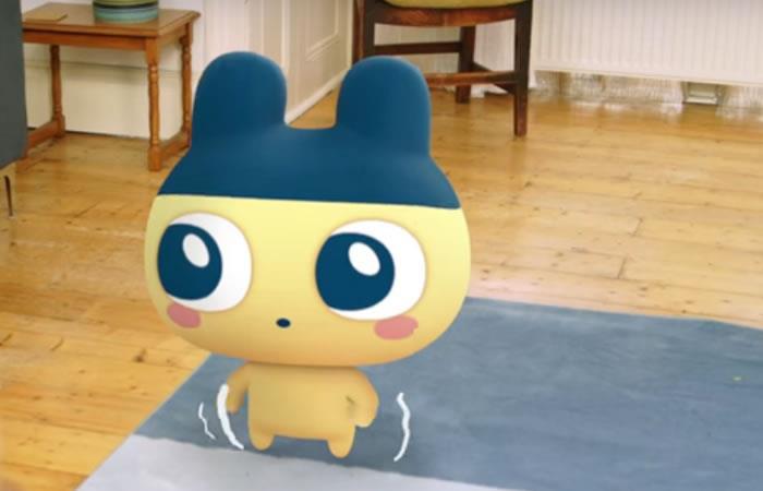 Tamagotchi vuelve como juego para celulares