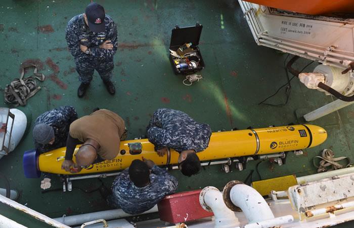 ARA San Juan: Publican el último mensaje del submarino desaparecido