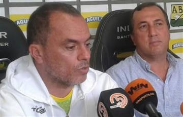 Atlético Bucaramanga se queda sin técnico, Jaime de la Pava se va