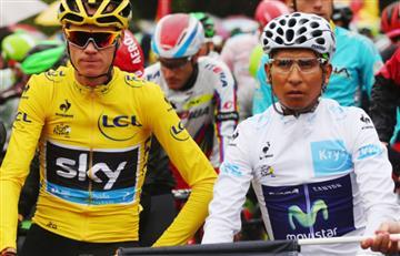 Chris Froome intentará lo que Nairo Quintana no pudo ¿Lo logrará?