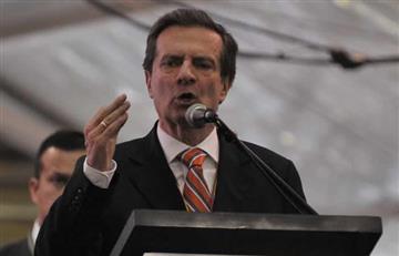 Fernando Londoño continuará inhabilitado según Consejo de Estado