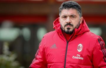 Gatusso llegó a ponerle orden al Milan