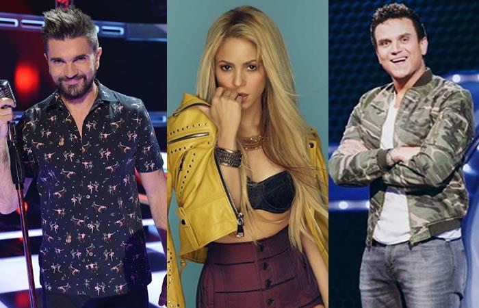Grammy 2018: Shakira y Silvestre Dangond entre los nominados