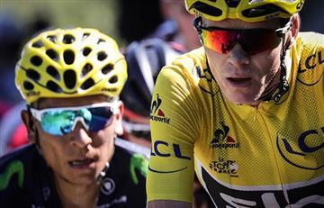 Chris Froome confirmó que competirá el Giro de Italia 2018