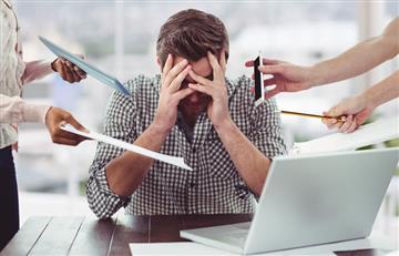 Estrés laboral, enemigo de la productividad empresarial