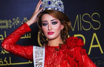 La injusta amenaza de muerte que sufre Miss Irak