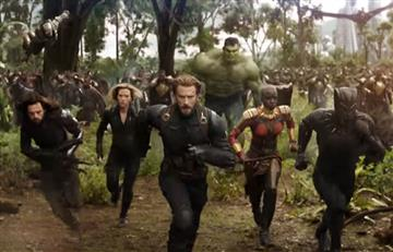 Marvel revela el primer trailer de 'Avengers: Infinity War'