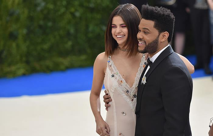 The Weeknd definitivamente no quiere saber nada de Selena Gomez