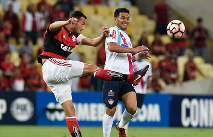 Junior vs. Flamengo: Hora y transmisión EN VIVO por TV