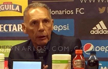 Miguel Ángel Russo y las palabras que ilusionan a la hinchada 'albiazul'