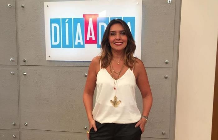 Mónica Rodríguez responde a una crítica por no usar maquillaje