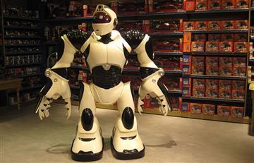 Robots: Crean músculos artificiales que les dan 'superpoderes'