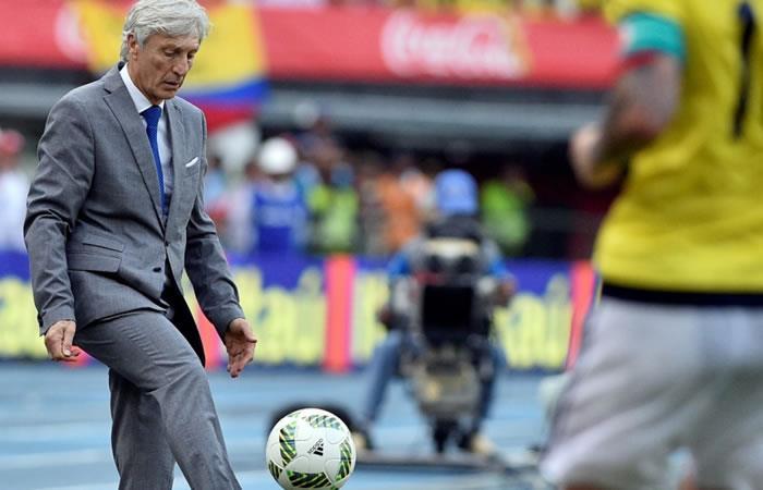 Selección Colombia: José Pékerman ya está en Rusia a la espera del sorteo
