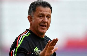 Juan Carlos Osorio feliz de enfrentar al mejor equipo del mundo
