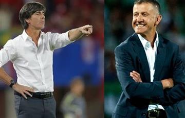 Joachim Löw ya conoce a la selección mexicana de Osorio