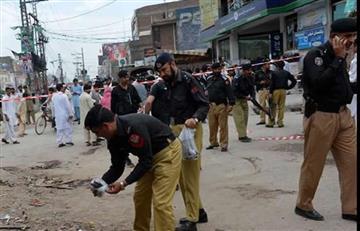 Ataque en Pakistán dejó nueve muertos y decenas de heridos