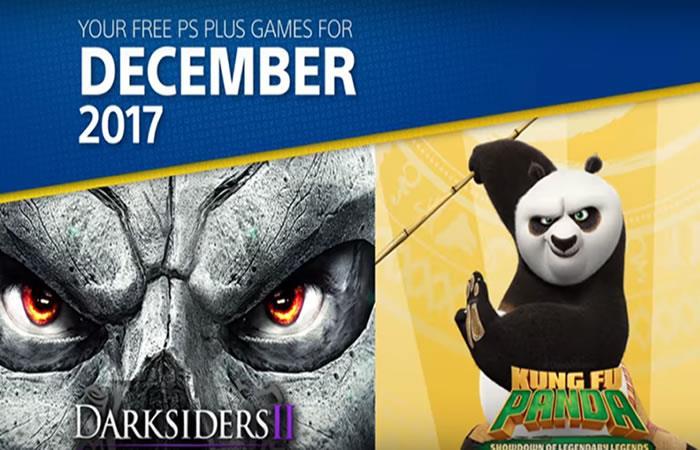 PlayStation Plus: Estos son los juegos gratis para el mes de diciembre