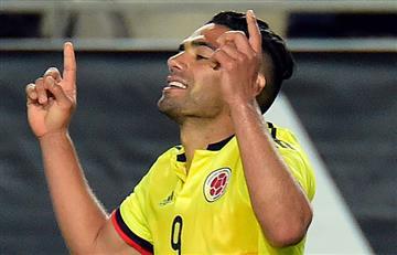 Radamel Falcao está listo para 'rugir' en el Mundial y la FIFA le responde