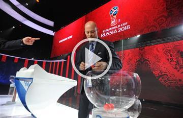 Rusia 2018: Sigue aquí la transmisión EN VIVO del sorteo del Mundial