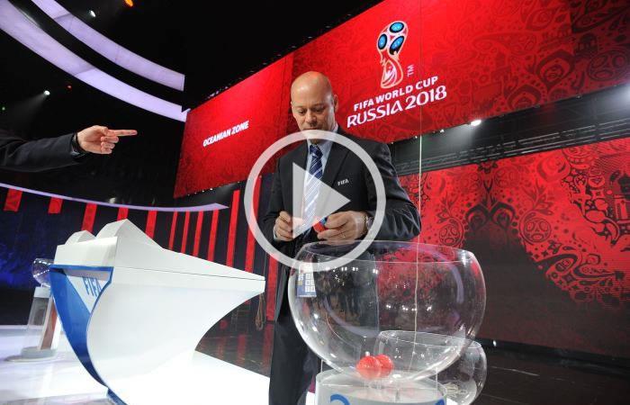 Rusia  Sigue Aqui La Transmision En Vivo Del Sorteo Del Mundial