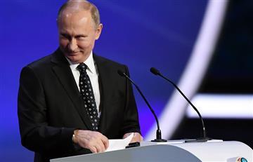 Rusia 2018: Vladímir Putin y su discurso en el sorteo del Mundial