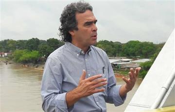 El desconcierto de Sergio Fajardo ante declaraciones de Claudia López