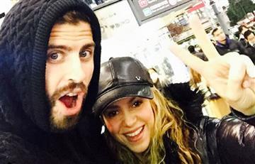 Shakira y Piqué son captados felices tras rumores de ruptura