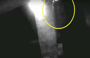 Video: Investigador paranormal asegura haber captado un fantasma