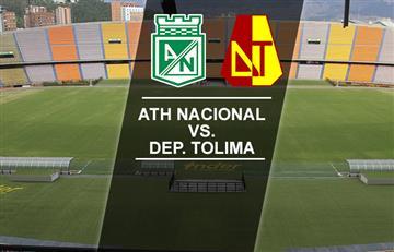 Tolima elimina a Atlético Nacional