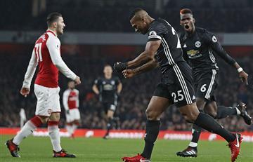 David Ospina fue suplente en la derrota del Arsenal
